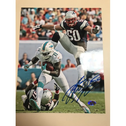 Rob Ninkovich Autographed 8x10 Photograph
