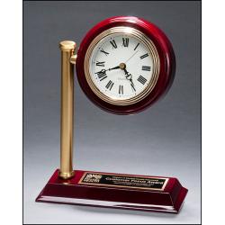 Baseball Figure on Marble Base