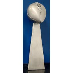 Joe Morris Autographed Football