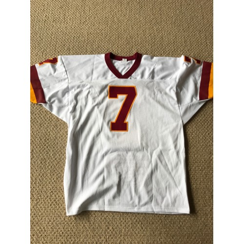 Joe Theismann Autographed Jersey