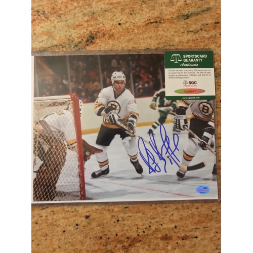 Ray Bourque Autographed Photograph