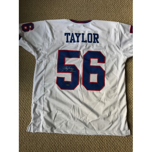 Lawrence Taylor Autographed Jersey