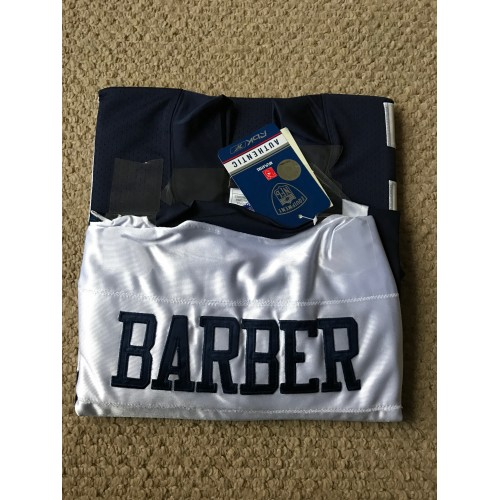 Marion Barber Autographed Jersey