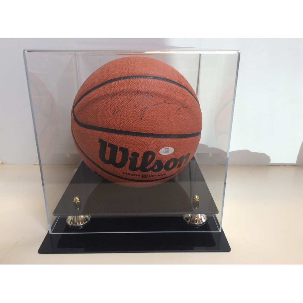 new style 94574 10649 Michael Jordan Autographed Basketball