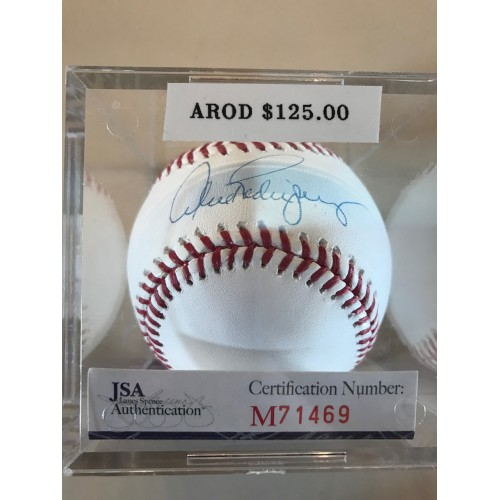 Charlie Hayes Autographed Baseball